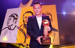 VIDEO: Những đóng góp của Quả bóng vàng Thành Lương trong năm 2016