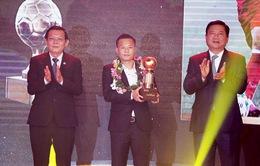 Thành Lương lần thứ 4 giành Quả bóng vàng, Xuân Trường giành Quả bóng bạc
