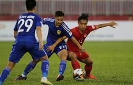 TP Hồ Chí Minh 1-1 Quảng Nam: Chia điểm kịch tính