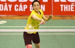 Vũ Thị Trang vào bán kết giải cầu lông Việt Nam mở rộng 2017