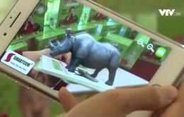 Trải nghiệm ứng dụng thực tế ảo trong học tiếng Anh