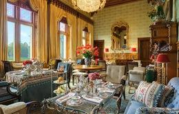 Choáng ngợp trước những khách sạn hạng sang đẹp như mơ ở châu Âu