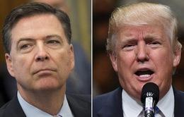 Tổng thống Mỹ đáp trả những tuyên bố của cựu Giám đốc FBI