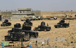 Iraq triển khai lực lượng đến Kirkuk