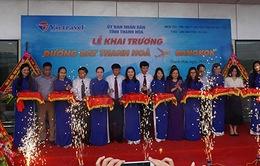 Mở đường bay Thanh Hóa - Bangkok (Thái Lan)