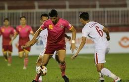 Vòng 3 V.League 2017: FLC Thanh Hóa giữ vững ngôi đầu