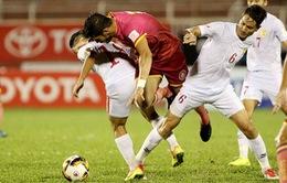 Dư âm trận CLB Sài Gòn - TP Hồ Chí Minh: Trận derby cảm xúc!
