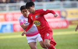 V.League 2017, vòng 4: HAGL chia điểm Sài Gòn FC trên sân nhà Pleiku
