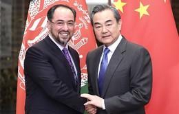 Trung Quốc và Afghanistan tăng cường hợp tác song phương