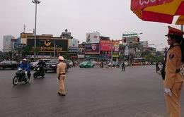 Hà Nội: Thanh tra, cảnh sát giao thông được trang bị 1.000 bộ dụng cụ sơ cứu