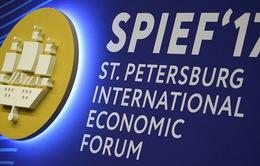 Bế mạc Diễn đàn Kinh tế Quốc tế Saint Petersburg 2017