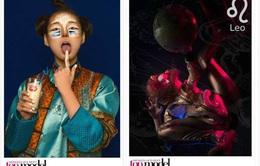 """Top Model Mông Cổ ấn tượng ngay từ mùa đầu nhờ concept ảnh siêu """"độc"""""""