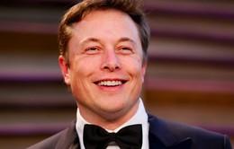 """""""Ông chủ Tesla"""" Elon Musk trở thành người giàu thứ 5 thế giới"""
