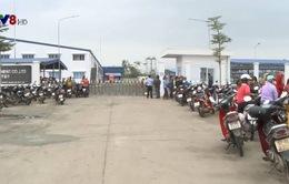 Quảng Nam: 50% công nhân may trở lại làm việc sau lãn công