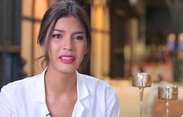 Người đẹp chuyển giới bị loại, HLV The Face Thái Lan dằn mặt nhau