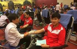 Hàng nghìn bạn trẻ hiến máu tại Lễ Hội Xuân Hồng năm 2017
