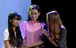 Điều ước thứ 7: Phi Nhung, Sỹ Luân, Hoài Lâm bật khóc vì cô gái 16 tuổi