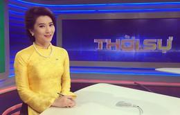 BTV Khánh Trang: Biến áp lực dẫn Bản tin Thời sự 19h thành động lực
