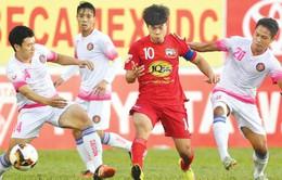 Vòng 24 giải VĐQG V.League 2017: CLB Sài Gòn – CLB HAGL (18h00, trực tiếp trên VTV6)