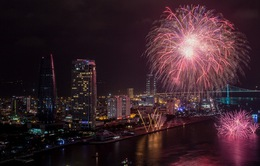 Xem lại đêm khai mạc Lễ hội Pháo hoa quốc tế Đà Nẵng 2017