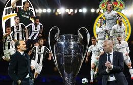 1h45 ngày mai 4/6, Chung kết Champions League Juventus – Real Madrid: Còn đó lời nguyền!