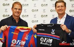 Huyền thoại Hà Lan dẫn dắt Crystal Palace