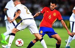 """Real Madrid nhanh tay """"chộp"""" sao trẻ sáng giá U21 Tây Ban Nha"""