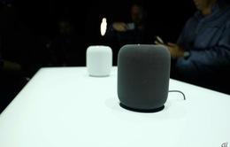 Apple lùi thời gian lên kệ HomePod sang năm 2018