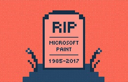 Microsoft thẳng tay khai tử phần mềm Paint