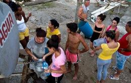 WFP hỗ trợ hàng triệu USD giúp Cuba tái thiết sau bão