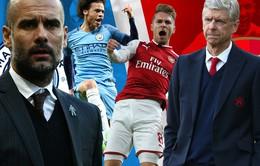 Man City - Arsenal (21h15 ngày 5/11): Thách thức ngôi đầu Ngoại hạng Anh