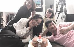 """BTV Hoài Anh và những khoảnh khắc sinh nhật """"nhớ đời"""""""