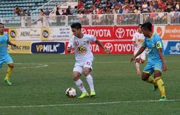 HAGL 0-2 Sanna Khánh Hoà: Thất bại thứ 2 trên sân nhà!