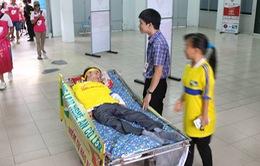 Nguyễn Bá Kỳ - CĐV đầy nhiệt huyết của CLB SLNA