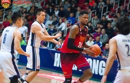 Saigon Heat để thua Hong Kong Eastern Long Lions trong trận đầu vòng bán kết ABL