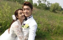 """Tuổi thanh xuân 2: Nhã Phương """"làm lộ"""" kết phim khi khoe ảnh cưới chụp cùng Kang Tae Oh?"""