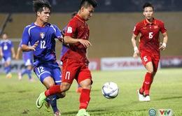 ĐT Việt Nam 1-1 ĐT Đài Bắc Trung Hoa: Trận hòa đáng tiếc!