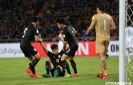 Vòng loại World Cup: ĐT Thái Lan thua đậm, ĐT Trung Quốc gây bất ngờ trước ĐT Hàn Quốc