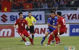 ĐT Việt Nam 0-0 ĐT Đài Bắc Trung Hoa: Những diễn biến đáng chú ý trong hiệp một