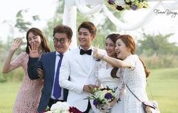 Tuổi thanh xuân 2: Kang Tae Oh ngủ gục trước đám cưới, Nhã Phương thích thú làm cô dâu