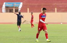 U20 Việt Nam chia tay cầu thủ Việt kiều Tony Lê Tuấn Anh