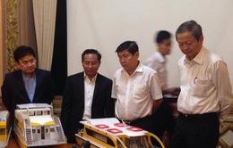 TP.HCM triển khai thêm 2 tuyến bus đường sông