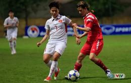 Vòng loại giải bóng đá nữ VĐ châu Á 2018, ĐT nữ Việt Nam 11-0 ĐT nữ Syria: Thắng lợi ấn tượng