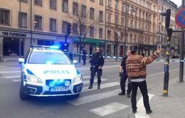 Thụy Điển: Xe tải lao vào đám đông, ít nhất 3 người thiệt mạng