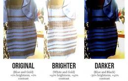 """Đã có lời giải cho chiếc váy đổi màu gây """"náo loạn"""" internet"""