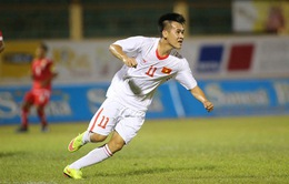 Tiền vệ Nguyễn Tuấn Anh và khát khao khẳng định bản thân