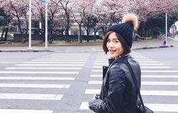 """""""Công thức đẹp"""" ngoài đời thường của MC Mai Trang"""