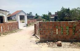 Quảng Nam vận động người dân tháo dỡ công trình trái phép