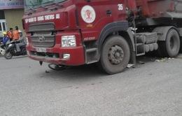 Nghệ An: Một phụ nữ bị xe tải cán tử vong trên đường ra chợ