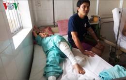 Tai nạn giao thông tại Khánh Hòa, 16 người bị thương